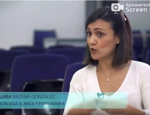 Entrevista en el programa de Telemadrid Salud al día